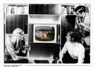 Apprendre l'anglais : séries télé