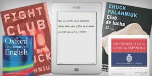 Apprendre une langue gratuitement sur Kindle