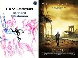 Lire en anglais : I Am Legend