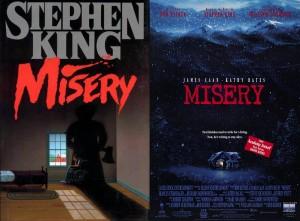 Lire en anglais : Misery
