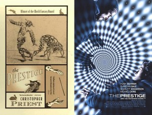 Lire en anglais : The Prestige