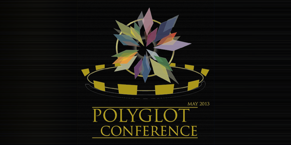Logo Polyglot Conference