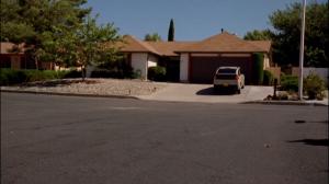 Maison de Walter White (extrait de la saison 1)