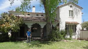 La maison de la tante de Jesse Pinkman